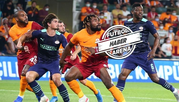 Galatasaray 1-2 PSV | Galatasaray Avrupa Ligi'nde