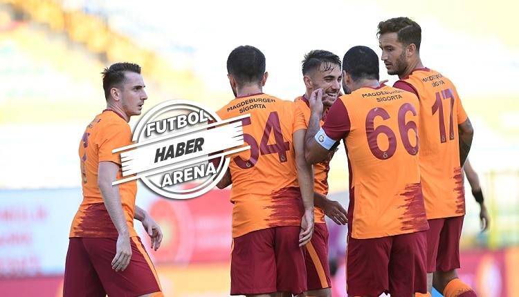 Galatasaray 4-2 Kasımpaşa maç özeti ve golleri (İZLE)