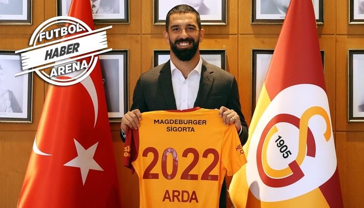 Galatasaray, Arda Turan ile yeni sözleşme imzaladı