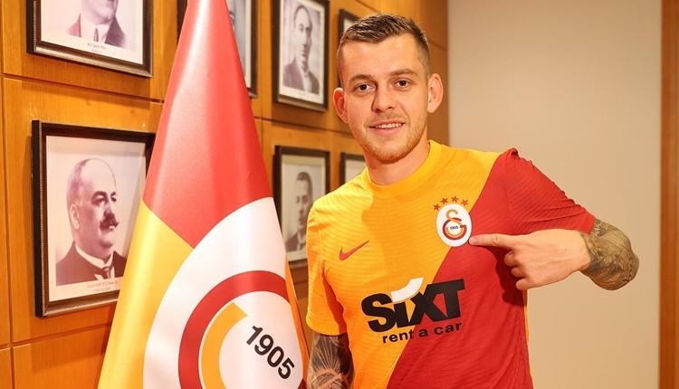Galatasaray'da Cicaldau eleme maçlarında yok