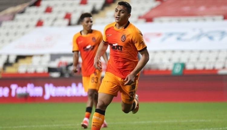 Galatasaray'dan Mostafa Mohamed ve sakatlık açıklaması