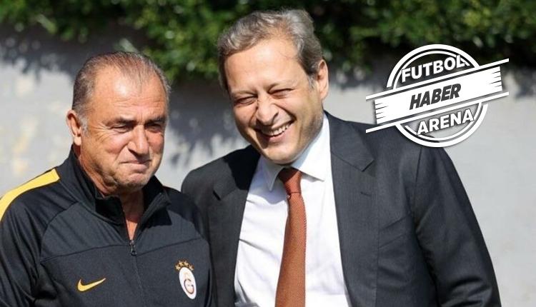 Galatasaray'dan transfer ve Fatih Terim açıklaması: