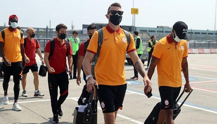 Galatasaray'ın PSV Eindhoven maçı kadrosu