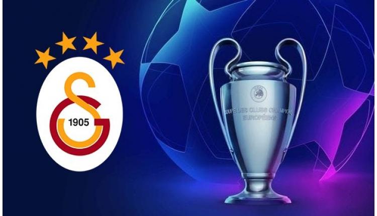 Galatasaray'ın Şampiyonlar Ligi'nde rakibi belli oldu