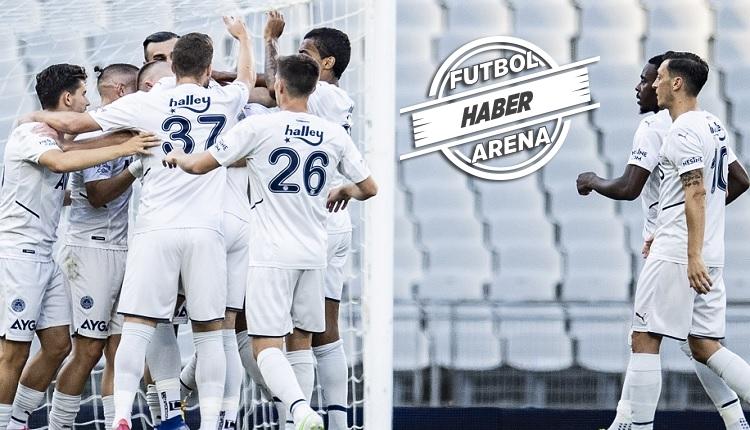 Hazırlık | Fenerbahçe 3-2 Furth maç özeti ve golleri