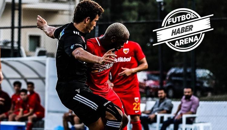 Hazırlık maçı | Beşiktaş 0-3 Kayserispor özeti ve golleri