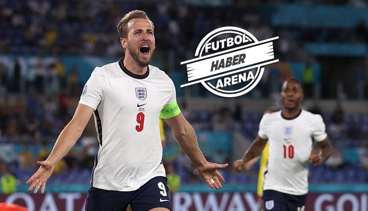 İngiltere - Danimarka yarı finalde eşleşti! EURO 2020 özetleri (İZLE)