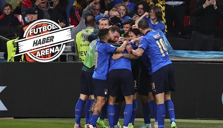 İtalya finale yükseldi! İtalya - İspanya maç özeti (İZLE)