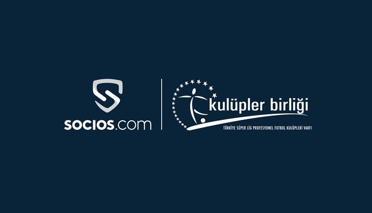 Kulüpler Birliği ve Socios.com güçlerini birleştirdi
