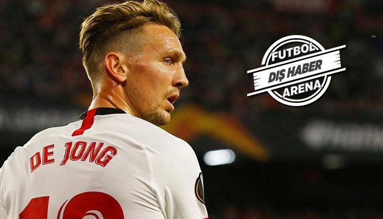 Marca: Beşiktaş, Luuk de Jong'u kiralamak istiyor