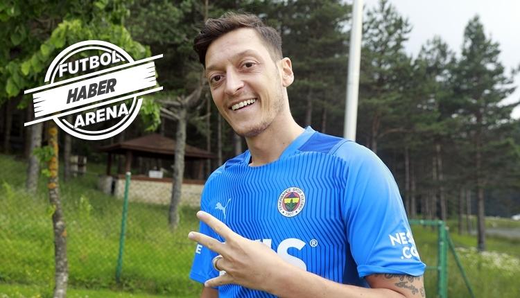 Mesut Özil: 'Vitor Pereira çok akıllı hoca'