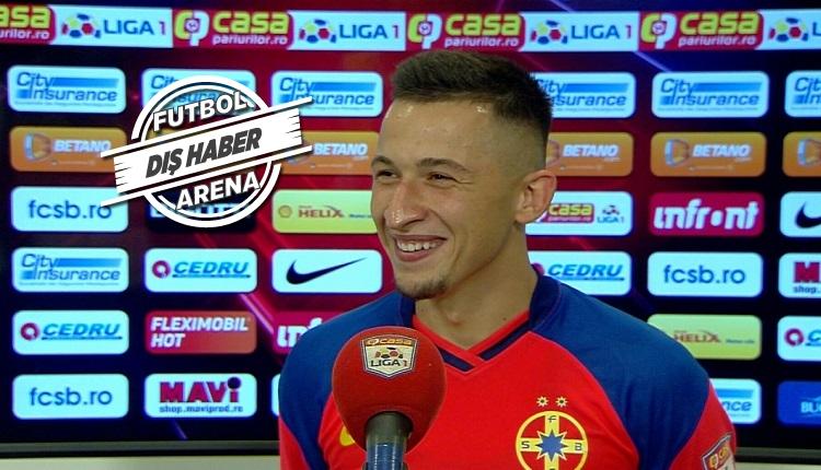 Morutan: 'Galatasaray'a transfer olursam mutlu olurum'