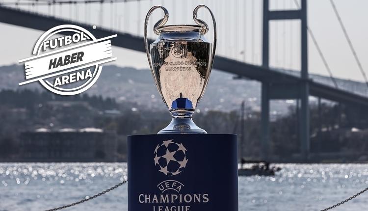 Şampiyonlar Ligi'nin 2023 finali İstanbul'da oynanacak