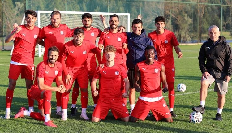 Sivasspor'un Avrupa'daki rakibi Petrocub oldu