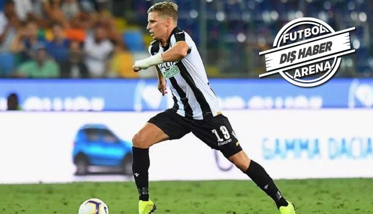 Sky Sports: 'Udinese ve Galatasaray Larsen için anlaştı'