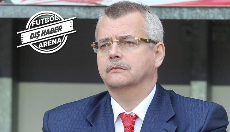Slavia Prag Başkanı: