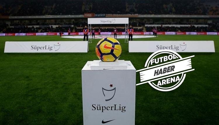 Süper Lig 13 Ağustos'ta başlıyor! İlk 3 hafta programı