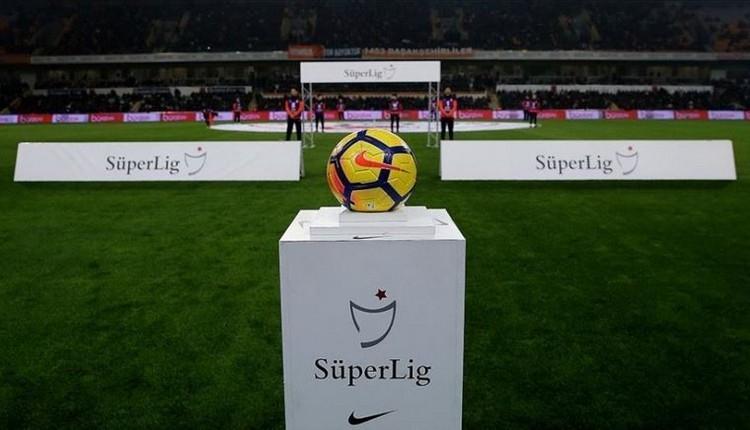 Süper Lig ve TFF 1. Lig'de fikstür çekimi