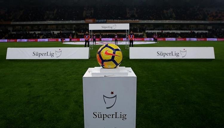 Süper Lig'de yeni sezonun fikstürü çekildi! Derbiler...