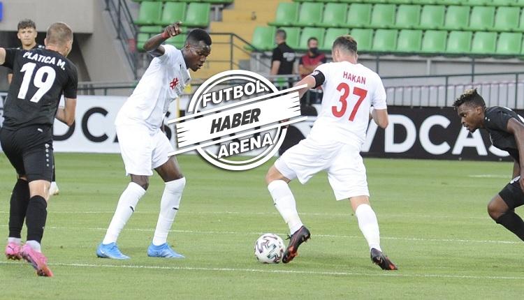 Tebrikler Sivasspor | Petrocub 0-1 Sivasspor