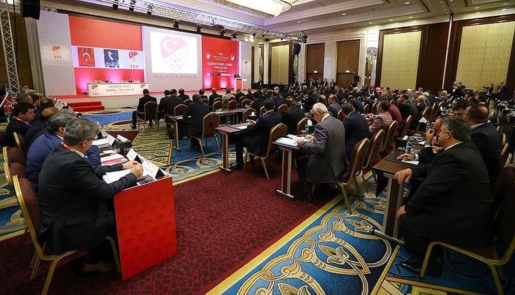 Nihat Özdemir ve TFF yönetim kurulu ibra edildi