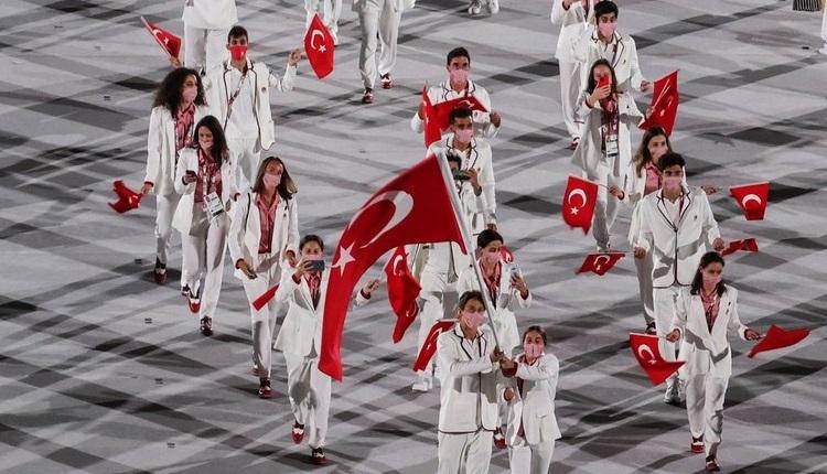 Tokyo Olimpiyatları'nda yarışacak Türk sporcular