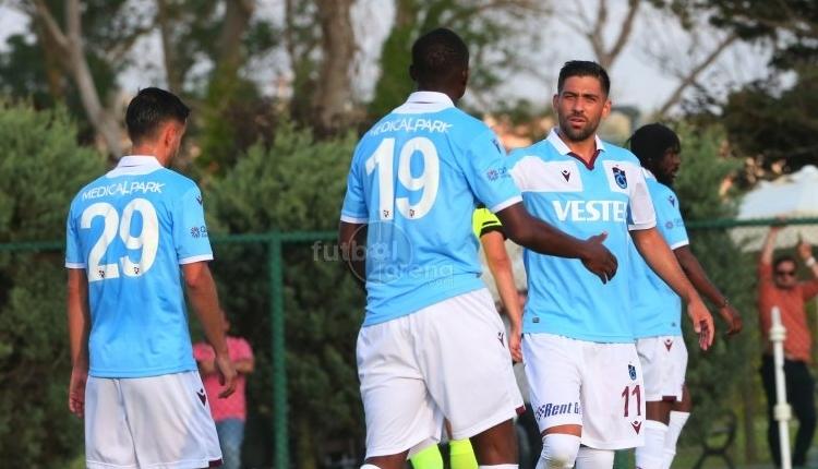 Trabzonspor 5-3 Ümraniyespor maç özeti ve golleri (İZLE)