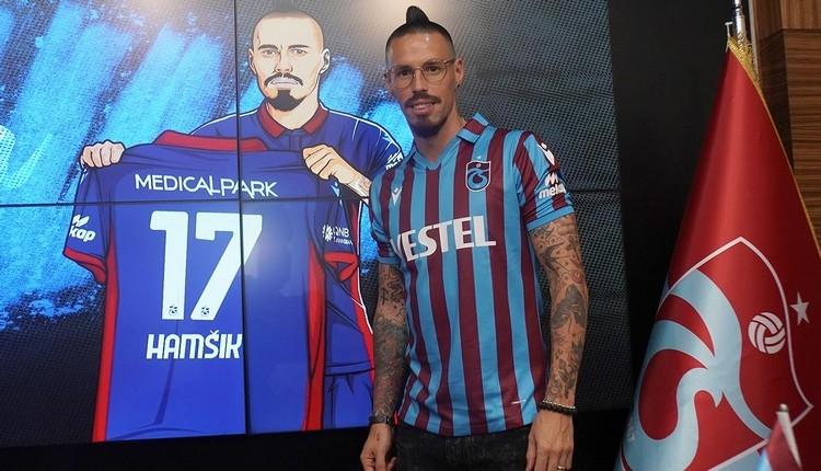 Trabzonspor'da Hamsik'ten şampiyonluk iddiası