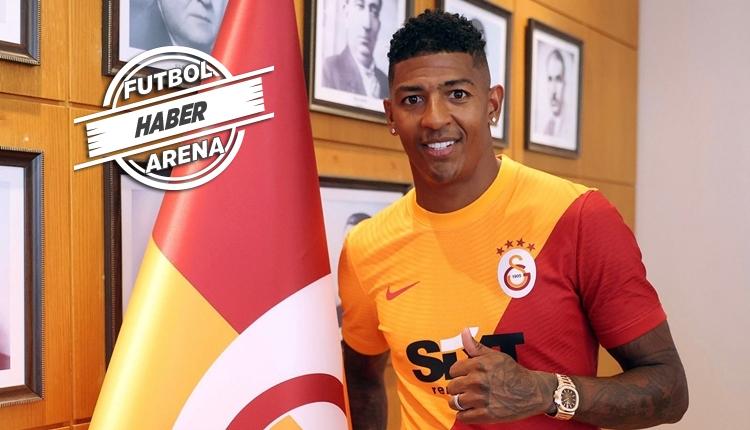 Van Aanholt, Galatasaray'a 3 yıllık imza attı