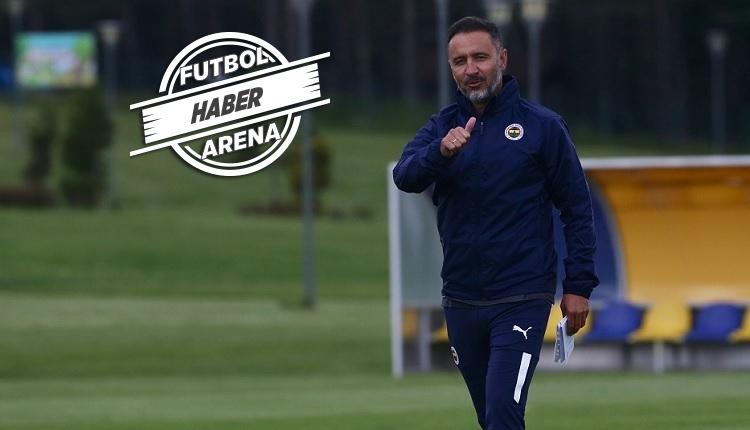 Ve Fenerbahçe'de Vitor Pereira start verdi