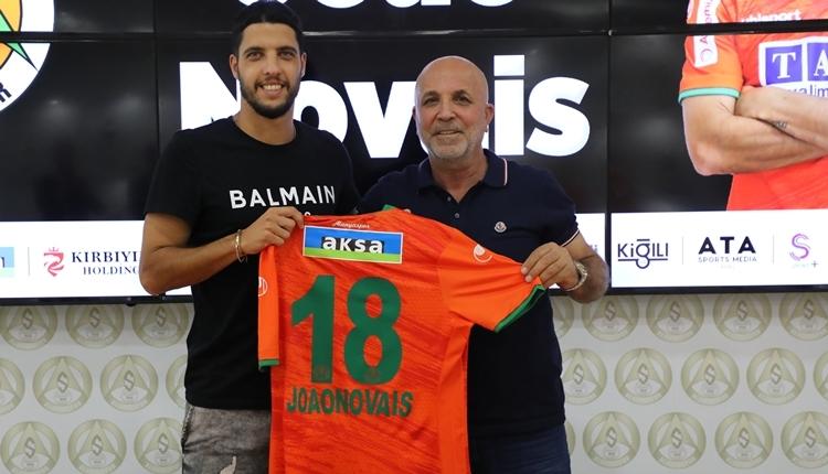 Alanyaspor, Joao Novais transferini açıkladı