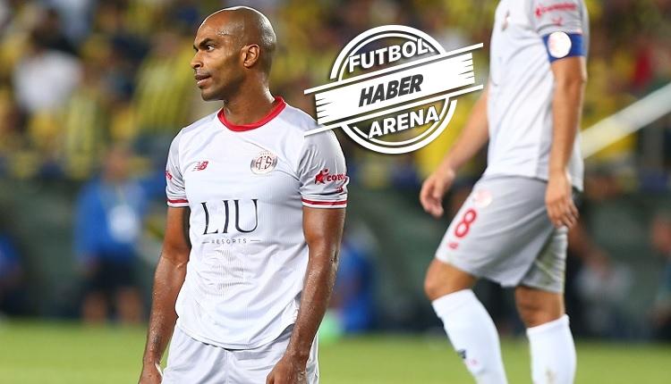 Antalyaspor'dan hakem tepkisi: