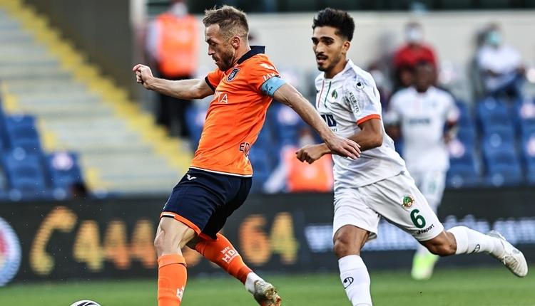 Başakşehir 0-1 Alanyaspor maç özeti ve golü (İZLE)