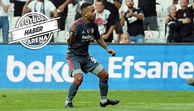 Beşiktaş 1-0 Fatih Karagümrük maç özeti ve golü (İZLE)