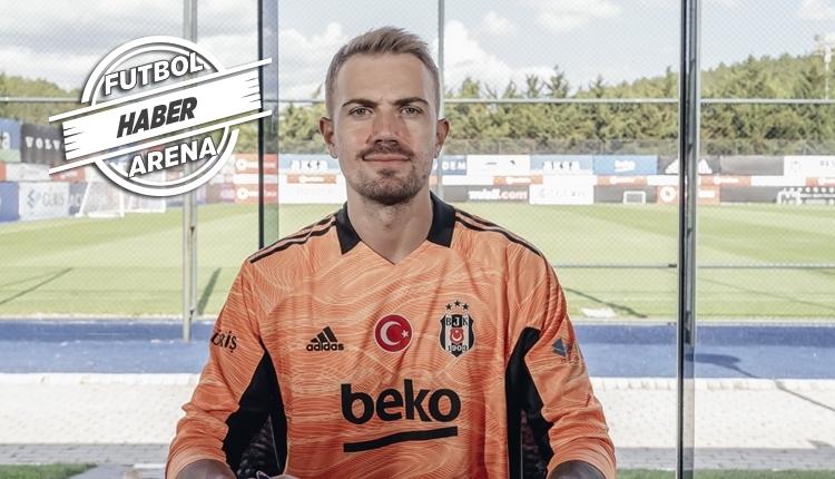 Beşiktaş, Mert Günok transferini resmen açıkladı