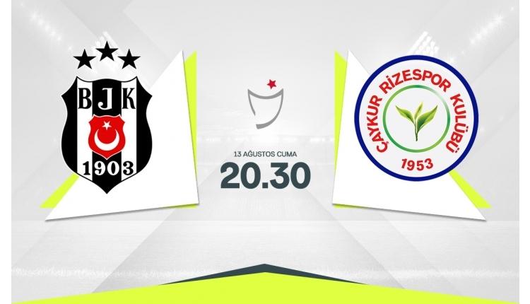 Beşiktaş-Çaykur Rizespor canlı izle, Beşiktaş-Çaykur Rizespor şifresiz izle (Beşiktaş-Çaykur Rizespor beIN Sports canlı ve şifresiz izle)