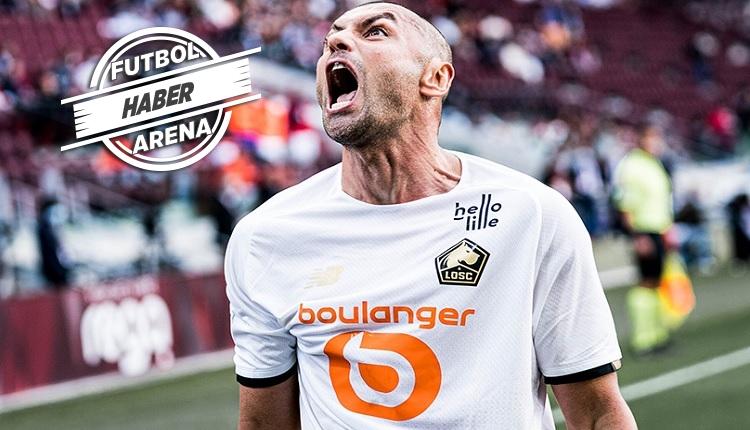 Burak Yılmaz'ın 90+6'da golü İZLE | Metz 3-3 Lille