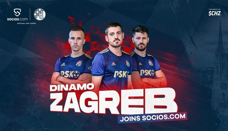 Dinamo Zagreb, Fan Token çıkartan ilk Hırvat kulübü oldu
