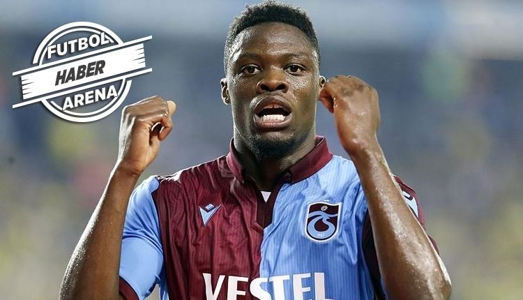 Ekuban, Genoa'ya transfer oldu! Trabzonspor'dan açıklama