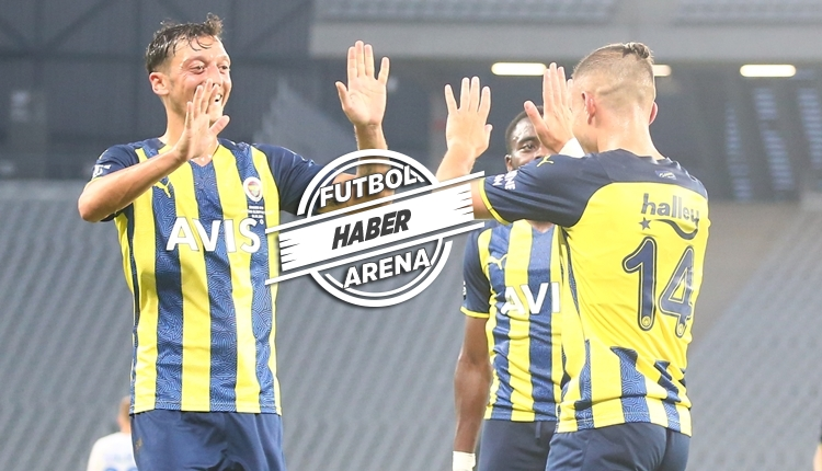 Fenerbahçe 1-1 Dinamo Kiev maç özeti ve golleri (İZLE)