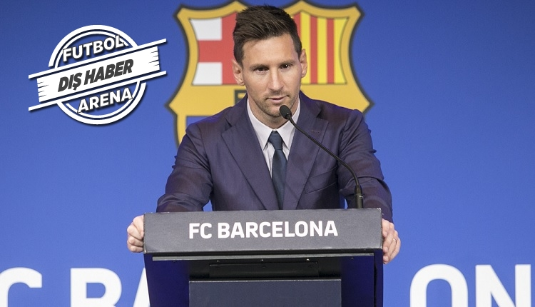 Flaş! Barcelona PSG'i şikayet etti! 'Messi transferi'
