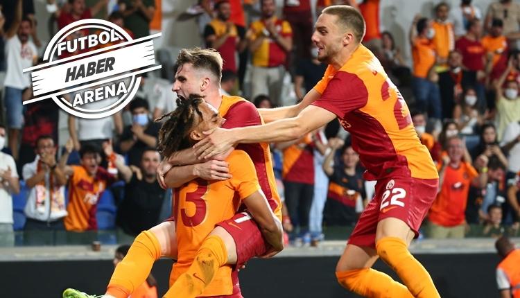 Galatasaray 1-1 St. Johnstone maç özeti ve golleri