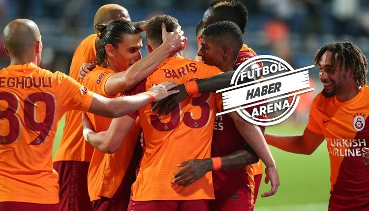 Galatasaray 2-1 Randers maç özeti ve golleri (İZLE)