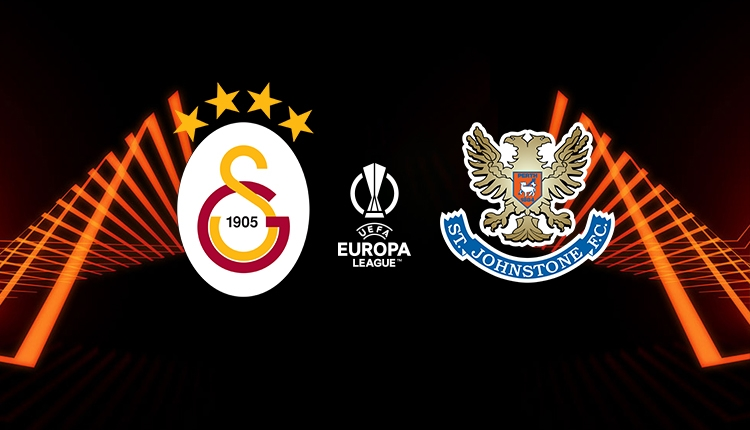 Galatasaray, St. Johnstone ile berabere kaldı