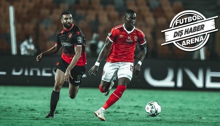 Al Ahly'den Galatasaray için Aliou Dieng açıklaması