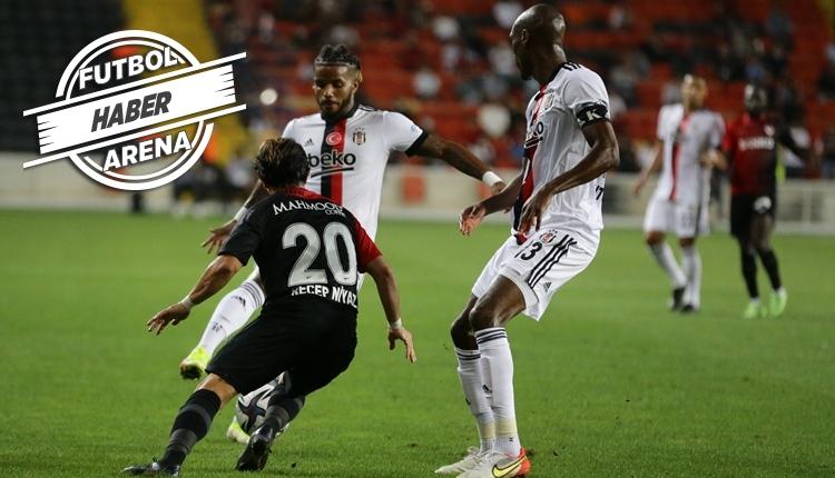 Gaziantep FK 0-0 Beşiktaş maç özeti (İZLE)