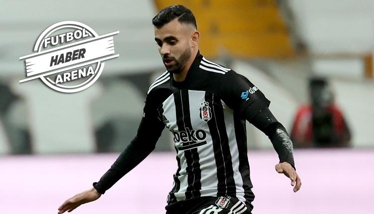 Ghezzal yeniden Beşiktaş'ta! Bonservis anlaşması sağlandı