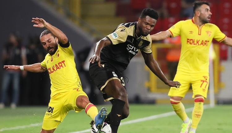 Göztepe 0-1 Yeni Malatyaspor maç özeti ve golü (İZLE)