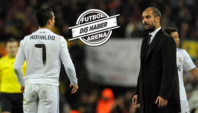 Guardiola Ronaldo'ya soğuktu!