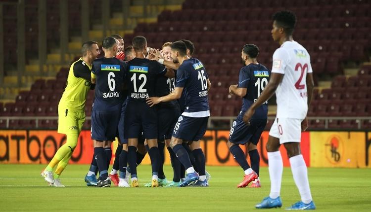 Hatayspor 1-1 Kasımpaşa maç özeti ve golleri (İZLE)